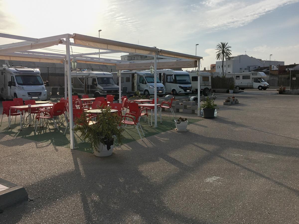 Camper Park km Zero |Übernachtungsplatz in Spanien