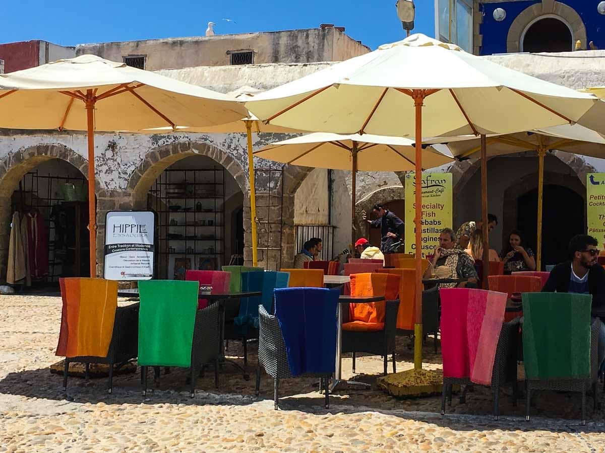 Warm und bunt - das ist Marokko
