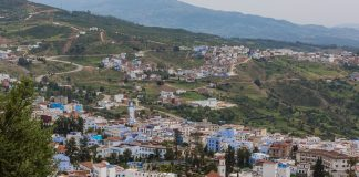 Camping Azilan   Campingplatz in Marokko